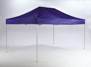 Nem opstilling af Standup telt